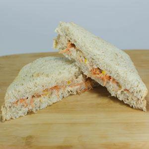 Sanduíche de Frango