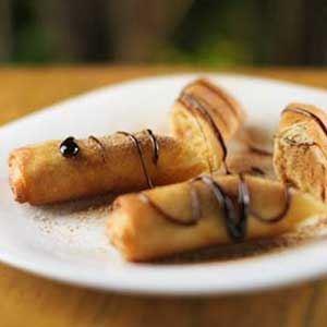 Harumaki de Banana
