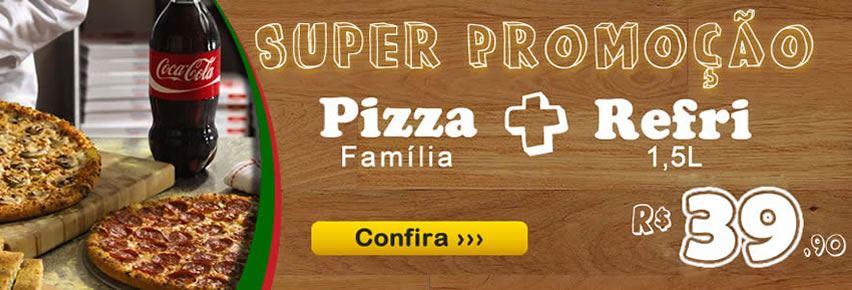 Pizzas promocionais