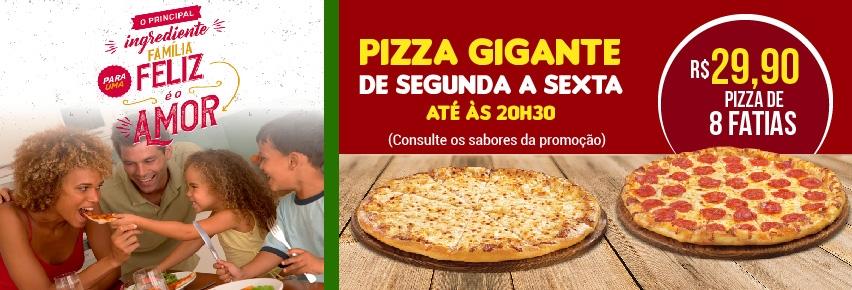 Pizzaria Zoom Promoção Pizza