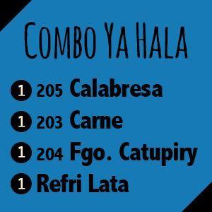 Combo Ya Hala