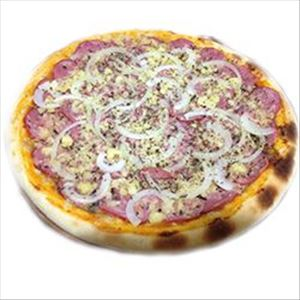 25. Pizza Calabresa