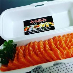 Sashimi 8 Peças