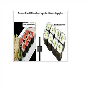 Sushi Filadelphia -10 rolls