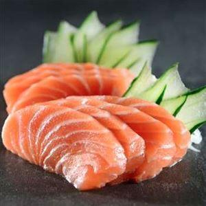 Sashimi Salmão (08 fatias)