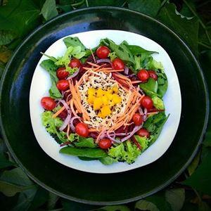 Salada #04 - Aquarela