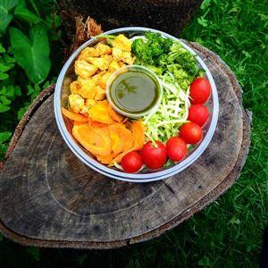 Salada #05 - Pesto